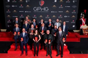 вручение наград на Гран-при GPHG 2020 в Женеве