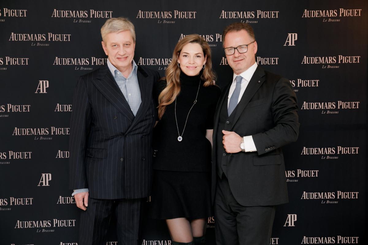 Вечер с Audemars Piguet в Большом Театре