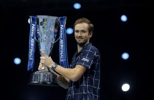 Даниил Медведев победил в турнире АТР
