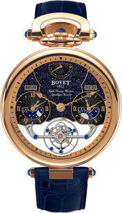 Bovet Amadeo Fleurier 46 Rising Star AIRS025-01