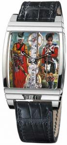 Часы Corum Golden Bridge для истинных коллекционеров