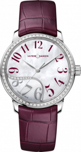 Ulysse Nardin Classico Jade 8153-201B/60-06