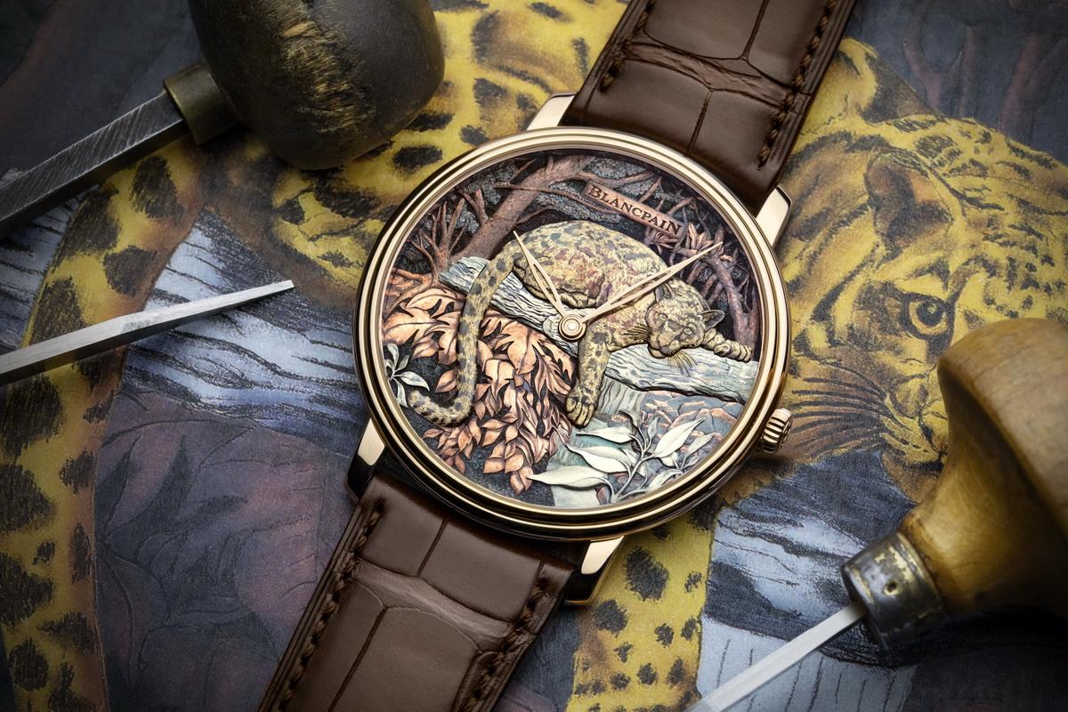 Blancpain cоздает уникальные часы для Тайваня