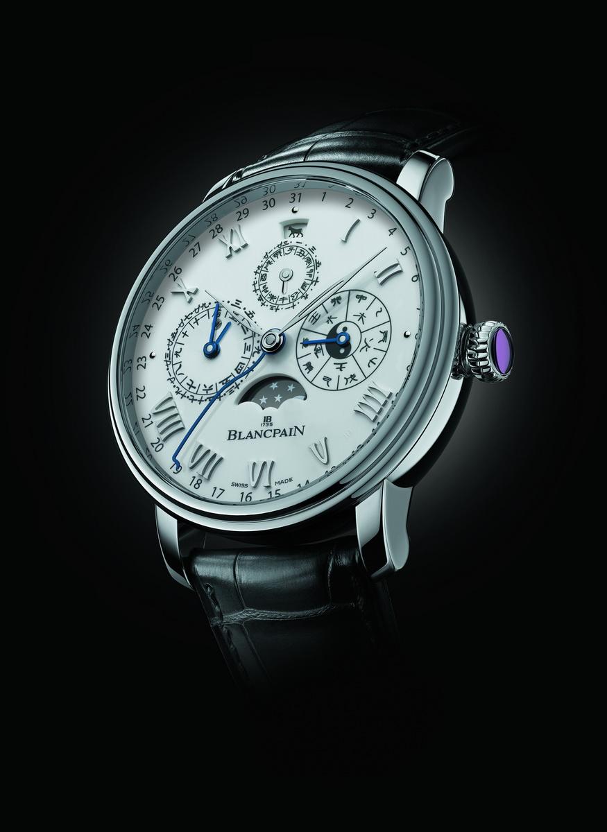 Blancpain посвящает часы году Быка