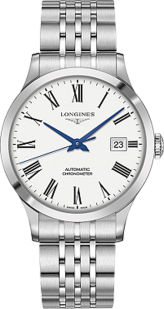Longines Record Collection L2.821.4.11.6