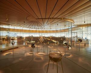 экспозиция музея Audemars Piguet
