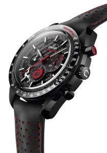 часы Omega Speedmaster Dark Side of the Moon Alinghi
