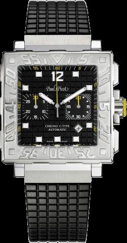 Paul Picot C-Type Carre Chrono P0830 SG (P0830.SG.5010.3302)